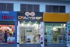 Франшиза Crazy Shop Vietnam